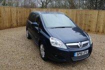 Vauxhall Zafira DESIGN 1.7CDTi 16v ecoFLEX