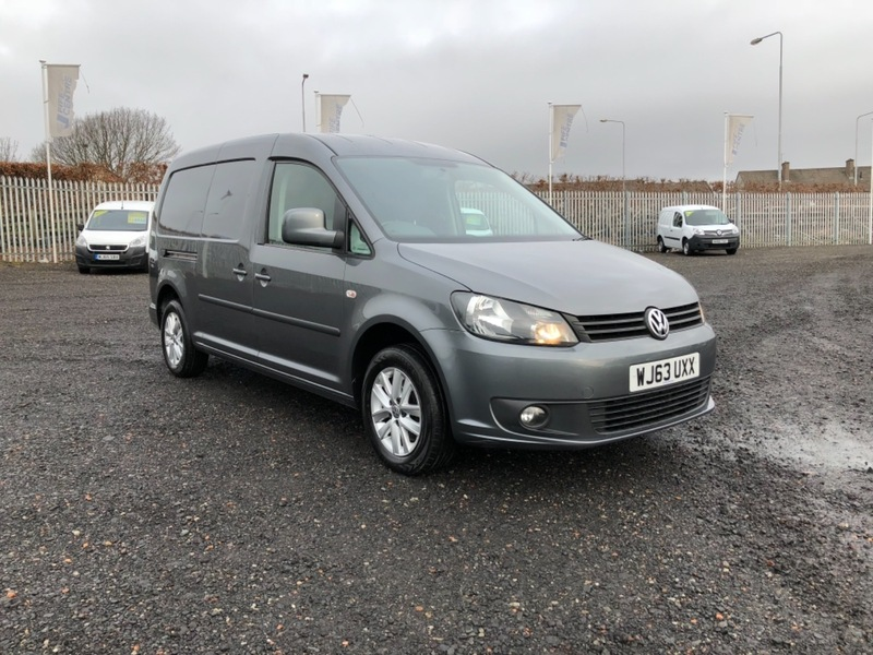 volkswagen caddy maxi c20 tdi highline bmt no vat. Black Bedroom Furniture Sets. Home Design Ideas