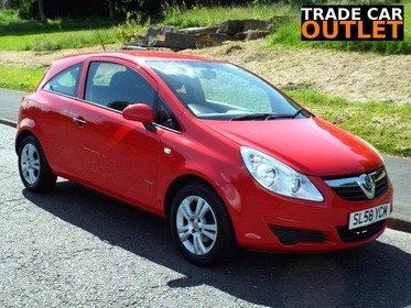 Vauxhall Corsa 1.0I 12V BREEZE+NEW MOT+