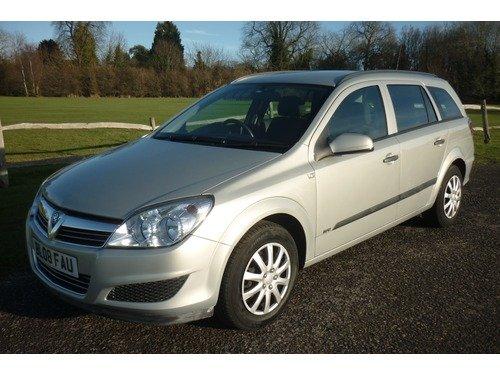 Vauxhall Astra 1.8I 16V VVT LIFE A/C
