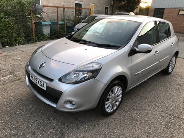 Renault Clio TOMTOM EDITION DCI