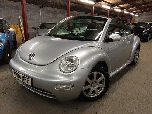 Volkswagen Beetle 1.4 CABRIOLET