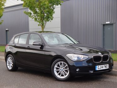 BMW 116 1.6 116d EFFICIENTDYNAMICS BUSINESS