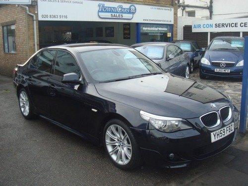 BMW 520 520D M SPORT