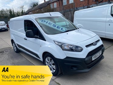 Ford Connect 210 L2 95ps 1.6 TDCi AC