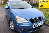 Volkswagen Polo 1.4 S (75BHP) Just Serviced-Nice Drive-PX Clearance
