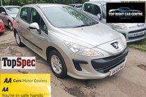 Peugeot 308 1.4 VTi XE 5dr