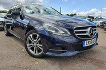 Mercedes E Class E220 BLUETEC SE PREMIUM PLUS (PANORAMIC ROOF)