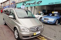 Mercedes Viano CDI BLUEEFFICIENCY AMBIENTE AUTO, 1 OWNER, ONLY 58,000 MILES