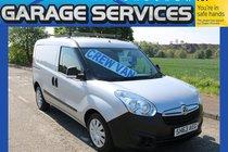 Vauxhall Combo crew cab great condition **no vat**
