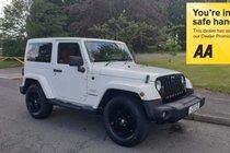 Jeep Wrangler 2.8 CRD Sahara Hard Top 4x4 2dr