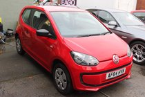 Volkswagen Up 1.0 60PS Take up! - Fantastic - One Owner Full Dealer Service History  Low Mileage  Low MPG Winter Sale £200 Off