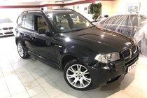 BMW X3 3.0d M Sport