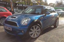 MINI Cooper S COOPER S 1 LADY OWNER FROM NEW!!! GENUINE 34K MILES!!! JUST LIKE OUT OF THE BOX!!! MUST BE SEEN