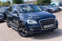 Audi Q5 TDI QUATTRO S LINE PLUS