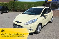 Ford Fiesta ZETEC AUTOMATIC