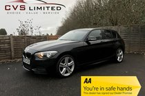BMW 1 SERIES 2.0 118d M Sport Sports Hatch 5dr