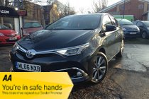 Toyota Auris VVT-I EXCEL HYBRID FROM £316.42 PER MONTH WITH ONLY £500 DEPOSIT