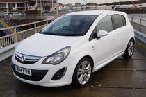Vauxhall Corsa SXI AC #FINANCEAVAILABLE