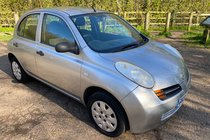 Nissan Micra S