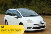 Citroen C4 HDI VTR PLUS EGS GRAND PICASSO 7 SEATER  - AUTOMATIC - BEST COLOUR - VERY CLEAN - ECONOMICAL - IDEAL FAMILY CAR