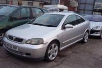 Vauxhall Astra 1.8i 16v SE2