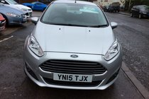 Ford Fiesta ZETEC BUY NO DEP & £43 A WEEK T&C APPLY.WE CAN ARRANGE DELIVERY