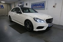 Mercedes E Class E220 BLUETEC AMG NIGHT ED PREMIUM PLUS