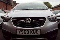 Vauxhall Crossland X 1.5 TECH LINE CDTI ECOTEC 102 6SP STOP/START SAT NAV