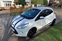 Ford Ka ZETEC WHITE EDITION