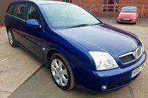 Vauxhall Vectra Elite 3.0CDTi V6 24v