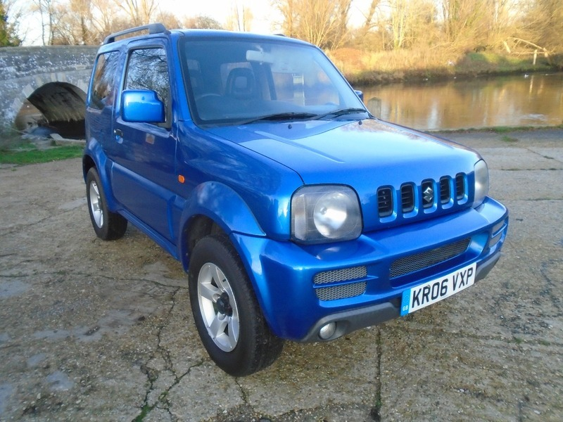 suzuki jimny 1 3 jlx st christophers car sales. Black Bedroom Furniture Sets. Home Design Ideas