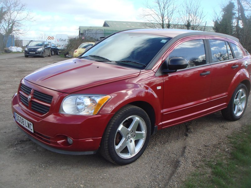 dodge caliber 2 0 crd sxt sport wilson wheels. Black Bedroom Furniture Sets. Home Design Ideas