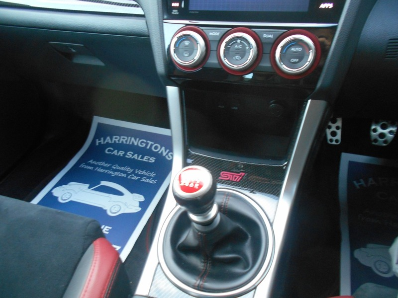 Subaru WRX STi
