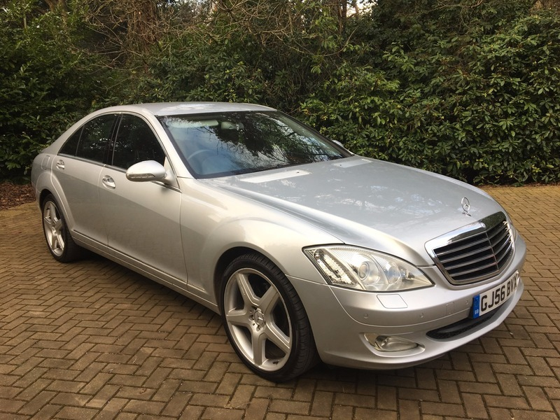mercedes s class s 320 cdi good value cars. Black Bedroom Furniture Sets. Home Design Ideas