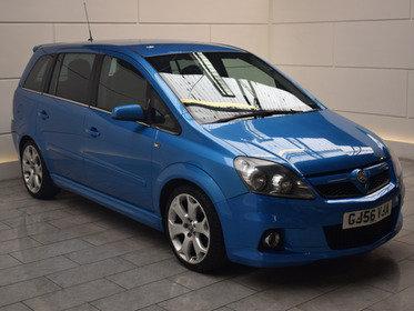 Vauxhall Zafira 2.0T VXR 16V [240]