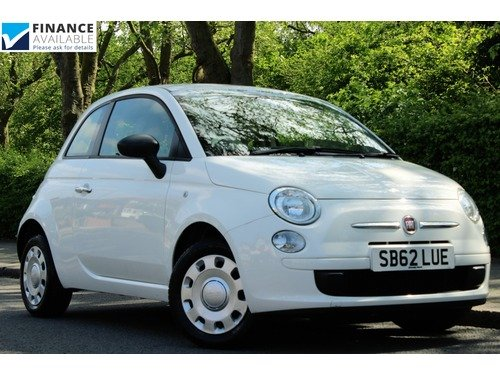 Fiat 500 1.2I POP START/STOP >> 1 OWNER FROM NEW <<