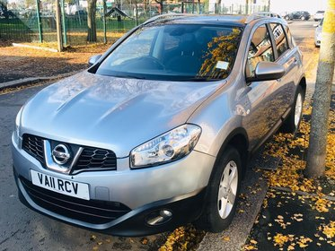 Nissan Qashqai DCI N-TEC+Automatic+Panoramic Roof