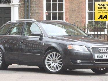 Audi A4 TDI SE TDV FSH + LONG MOT + HUGE SPEC