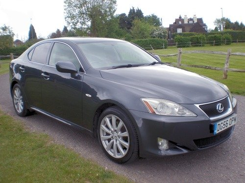 Lexus IS 250 2.5I V6 SE