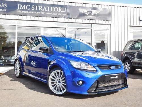 Ford Focus 2.5 RS Lux Pack 1+2 LOW RATE FINANCE AT 6.9% APR Representative