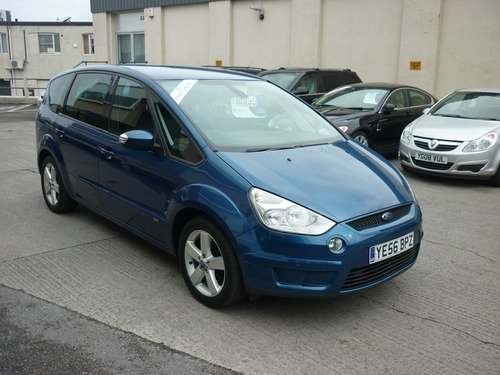 Ford S-Max 2.0TDCI TITANIUM 140PS 7 seater Finance Availabe