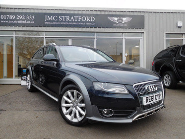 Audi A4 Allroad 2.0  TFSI S Tronic Quattro 5dr LOW RATE FINANCE AT 6.9% APR Representative