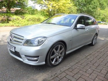Mercedes C Class C250 CDi Blue Efficiency Sport ED125