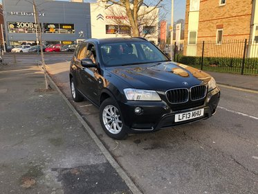 BMW X3 XDRIVE20d SE.1 Owner/2 Keys/Leather/Cruise