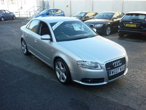 Audi A4 1.8T S LINE 163bhp Finance Available