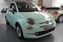 Fiat 500 LOUNGE ONLY 35600 MILES!!