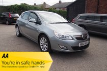 Vauxhall Astra ACTIVE FULL SERVICE HISTORY ! HALF LEATHER ! USB/AUX ! £20 PW & NO DEPOSIT !