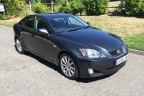 Lexus IS 250 SE FULL SERVICE HISTORY LOW LOW MILES FINE EXAMPLE