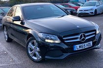 Mercedes C Class C220 BLUETEC SE EXECUTIVE AUTOMATIC EURO 6